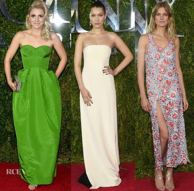 2015 Tony Awards Red Carpet Roundup 2