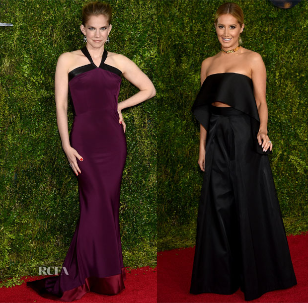 2015 Tony Awards Red Carpet Roundup 3