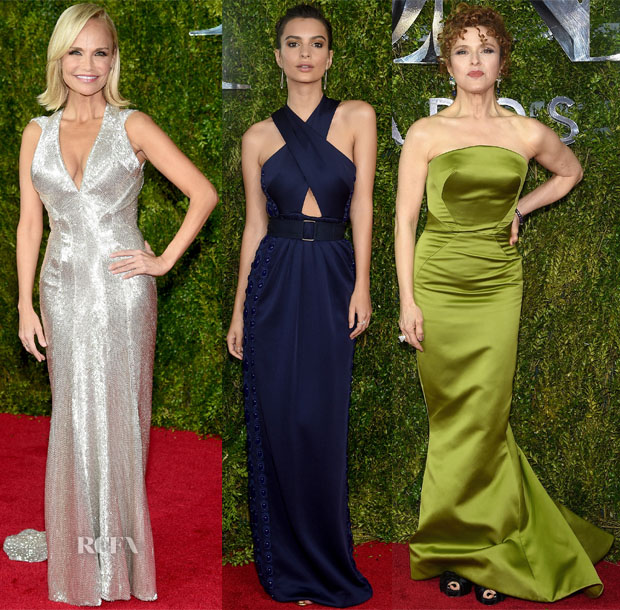2015 Tony Awards Red Carpet Roundup 4