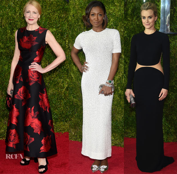 2015 Tony Awards Red Carpet Roundup 6