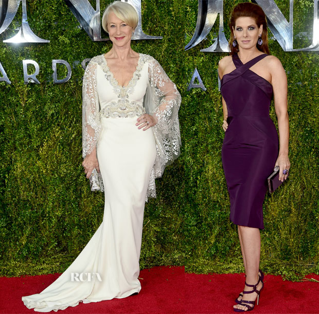 2015 Tony Awards Red Carpet Roundup