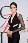 Emmy Rossum in Dion Lee