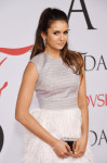 Nina Dobrev in Lela Rose