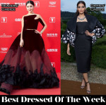 Best Dressed Of The Week - Fan Bingbing In Stéphane Rolland Couture & Sonam Kapoor In Ralph & Russo Couture