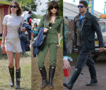 Celebrities Love…Hunter Boots