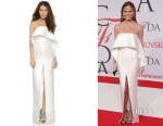 Chrissy Teigen's Solace London 'Chaka' Maxi Dress