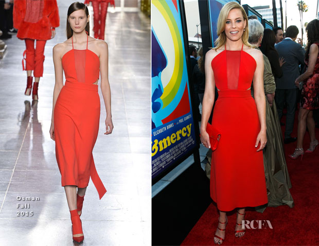 Elizabeth Banks In Osman -  'Love & Mercy' LA Premiere