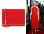 Elizabeth Banks' Jimmy Choo 'Candy' Clutch