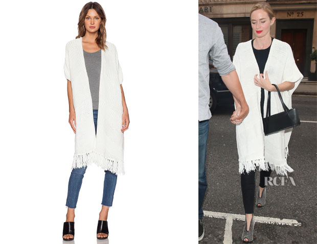 Emily Blunt's Elizabeth and James 'Mavericks' Serape