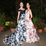 Emmy Rossum In Carolina Herrera - Botanical Garden's Conservatory Ball