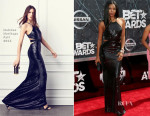 Gabrielle Union In Halston Heritage - 2015 BET Awards