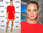 Hannah Davis In A.L.C. - Extra