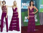 Jenna Dewan-Tatum In Zuhair Murad - 2015 CMT Awards