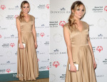 Joanne Froggatt In Ralph Lauren - Downton Abbey Gala Dinner