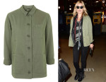 Kate Moss' Topshop Utility Shirt Jacket