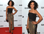 Kerry Washington In David Koma - 2015 Glamour Woman of the Year Awards