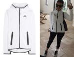 Kourtney Kardashian's Nike Tech Fleece Hoodie