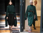 Lady Gaga In Salvatore Ferragamo - Bikram Yoga Highbury and Islington
