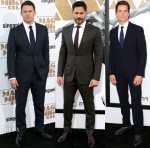 'Magic Mike XXL' LA Premiere Menswear Roundup