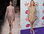 Maria Sharapova In Valentino - WTA Pre-Wimbledon Party
