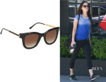 Megan Fox' Thierry Lasry 'Nudity' Sunglasses