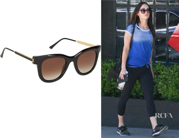 Megan Fox' Thierry Lasry 'Nudity' Sunglasses