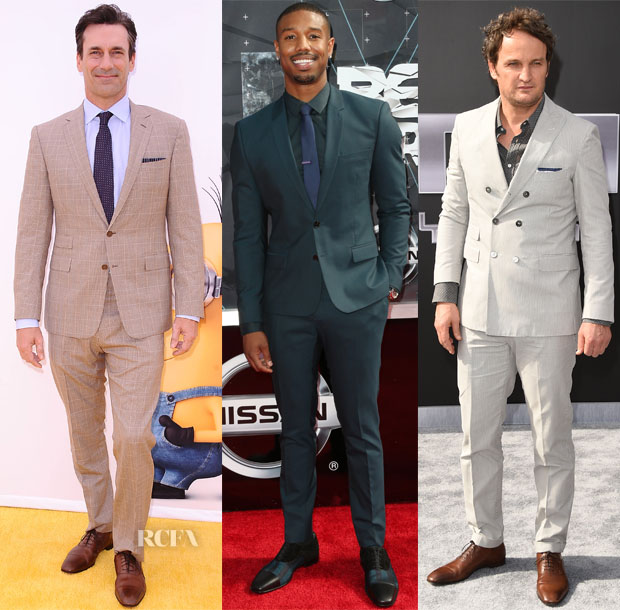 Menswear Weekend Red Carpet Roundup 3