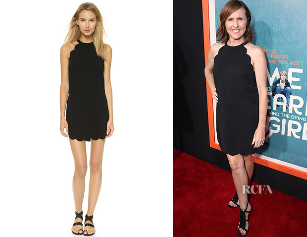 Molly Shannon's A.L.C. 'Alexis' Dress