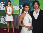 Nikki Reed In Kaufmanfranco - CMT Music Awards