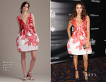 Nina Dobrev In Monique Lhuillier - 'The Final Girls' Screening