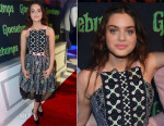 Odeya Rush In Peter Pilotto - 'Goosebumps' Cancun Photocall