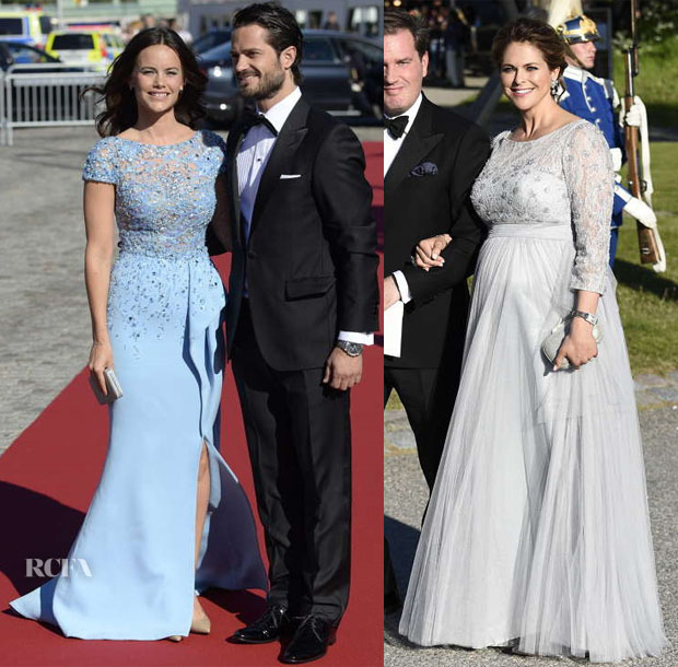 Pre-Wedding Dinner of Swedish Prince Carl Philip and Sofia Helqvist