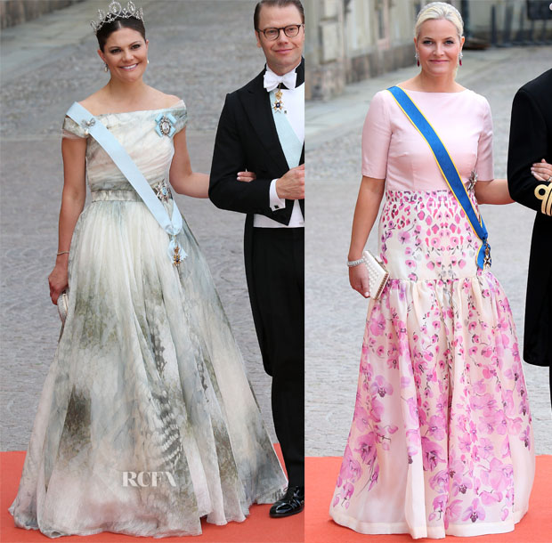 Prince Carl Philip Of Sweden And Princess Sofia of Sweden's Wedding Guests