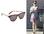 Rachel Bilson's Elizabeth and James 'Miramar' Sunglasses