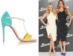 Reese Witherspoon's Christian Louboutin 'True Blue' Sandals