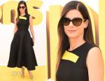 Sandra Bullock In Roksanda - 'Minions' LA Premiere