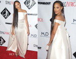 Selita Ebanks In Ashi Studio - Style Africa Gala And Runway Show
