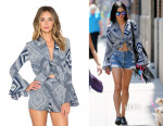 Vanessa Hudgens' Stone Cold Fox 'Radical' Blouse