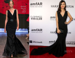 Victoria Justice In Donna Karan - 2015 amfAR Inspiration Gala New York