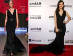 Victoria Justice In Donna Karan - 2015 amfAR Inspiration Gala New York