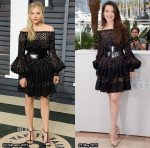 Who Wore Alexander McQueen Better...Chloe Grace Moretz or Shu Qi?