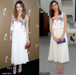 Who Wore Elle Sasson Better...Katharine McPhee or Emmy Rossum?
