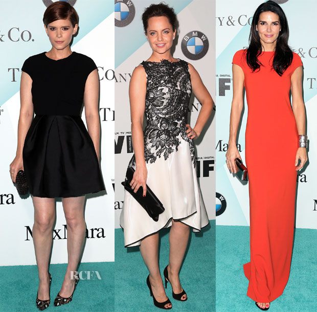 Women In Film 2015 Crystal + Lucy Awards Red Carpet Roundup