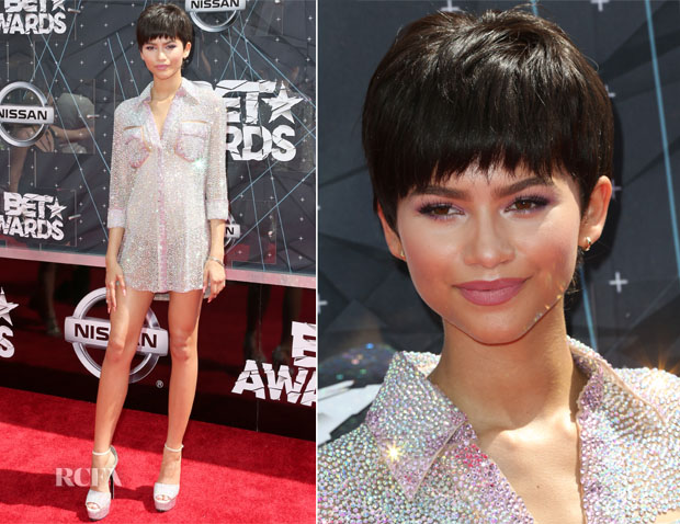 Zendaya Colemen In Nicolas Jebran - 2015 BET Awards