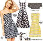 celebrities love gingham 3