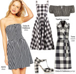 celebrities love gingham 4