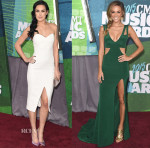 2015 CMT Music Awards Red Carpet Roundup