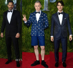 2015 Tony Awards Menswear Red Carpet Roundup