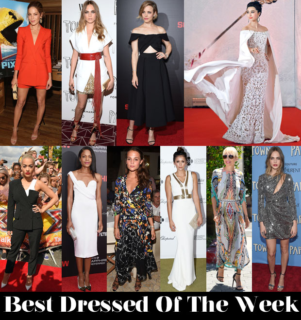 2 Who Was Your Best Dressed This Week