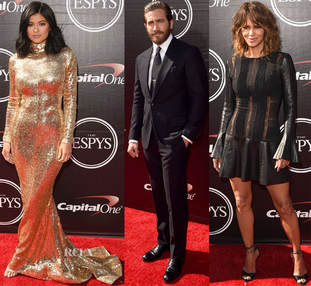 2015 ESPYS Red Carpet Roundup